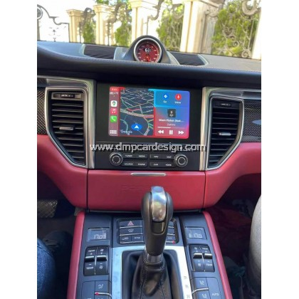 USB Flasher Activation Wired Apple Carplay and Wired Android Auto for Porsche Panamera 971 2016-2018 PCM 4.1