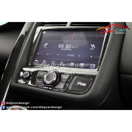 R8 Android Touch Screen with Carbon Fiber Panel